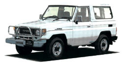 Land Cruiser 70 HZJ73V FRP Top 2 Door Middle Body