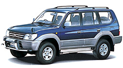 Toyota Land Cruiser 90 KZJ90W Hard Top 4 Door Long Body